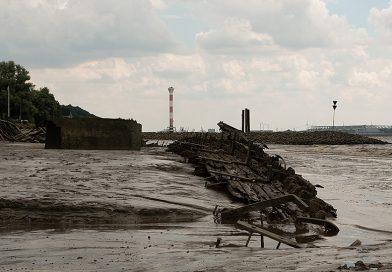 Die Schiffswracks