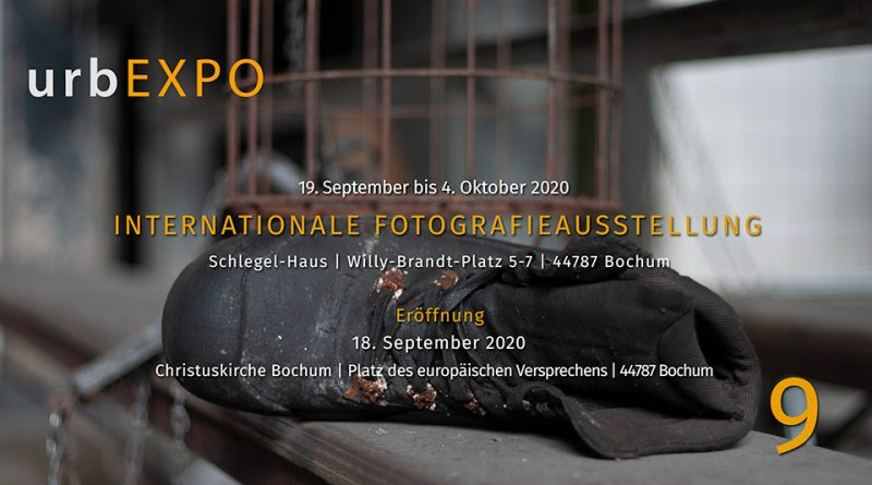 Internationale Fotografieausstellung urbEXPO 9